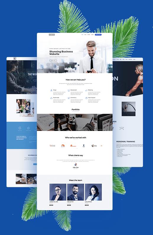 full-webpage