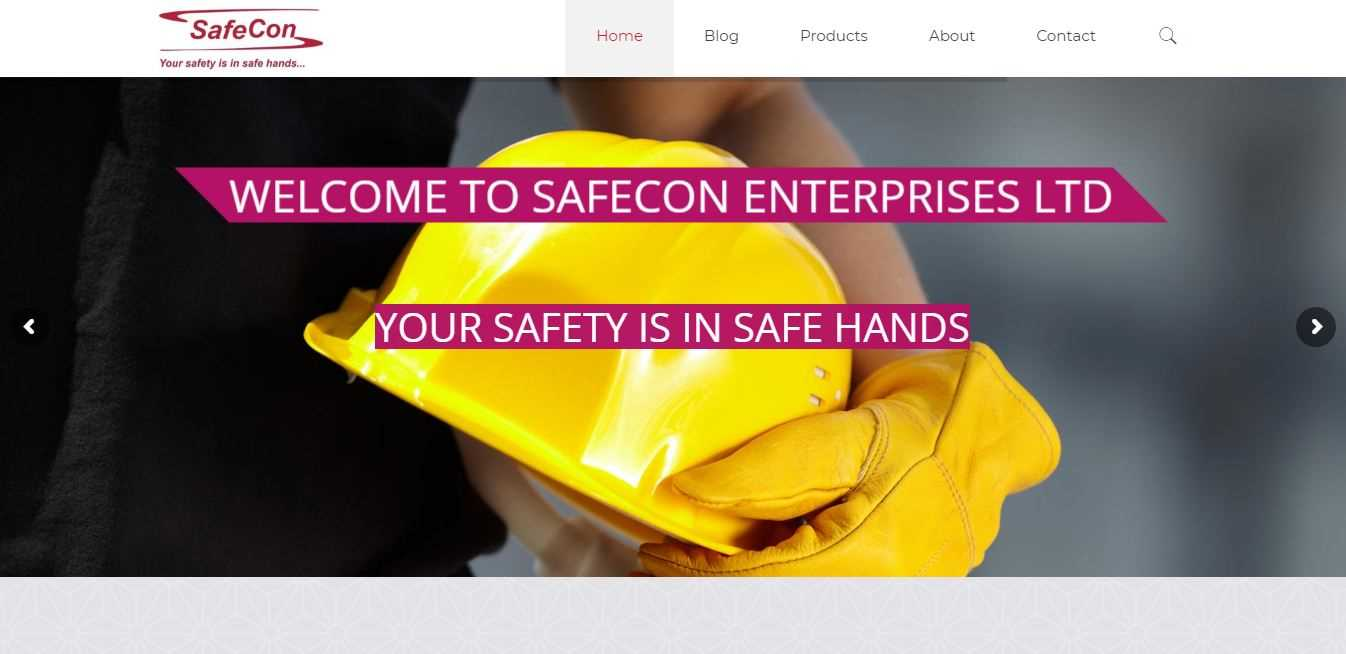 Safecon Enterprises Ltd