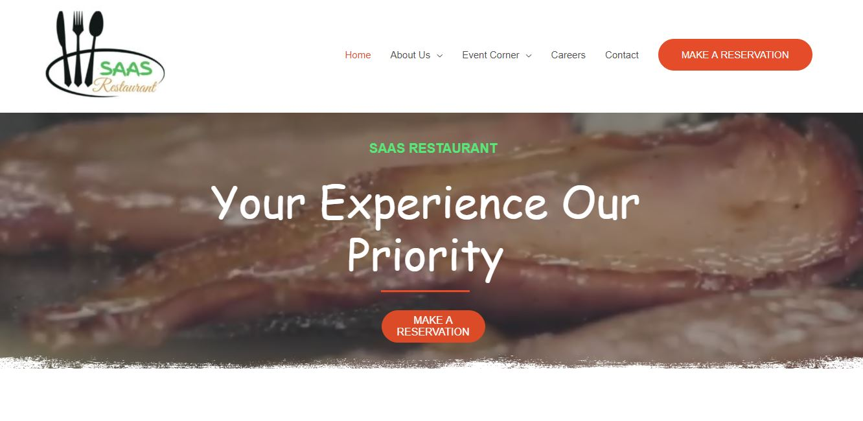 Saas Restaurant